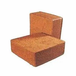 Keltech Brand Washed Brown Low EC Cocopeat / Coir Pith Bricks / Blocks