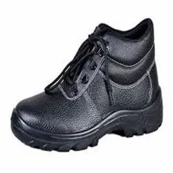 Zain Nitrile Series Leather Safety / Industrial Shoes