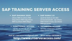 Sap Server Access