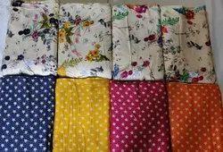 Fancy Printed Rayon Palazzo Fabric, Width: 44 Inch