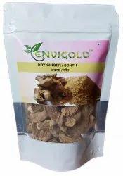 Envigold Dry Ginger Sonth / Zingiber Officinale, For Ayurvedic, Packaging Size: 1 KG