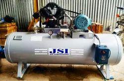 JSI Brand 3 hp 300 lit High Pressure Model Air compressor
