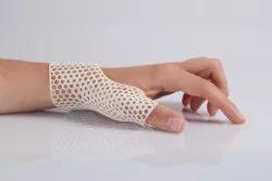 Plastic Hand Cast