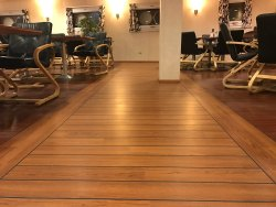 Marine Wood Flooring Service, Waterproof