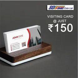 Visiting Card Printing Service, in Pan India