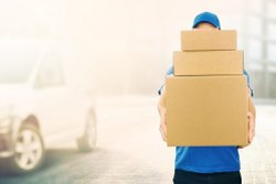 Domestic Courier Service, West Bengal