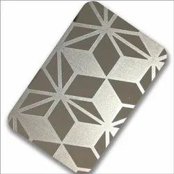304 L Stainless Steel Decorative Sheet