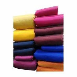 Yellow Cotton Kurti Fabric