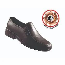 Diamond Eva Rubber Sole Safety / Industrial Shoes