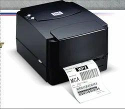 TSC TTP-244 Pro Desktop Thermal Transfer Barcode Printer, Max. Print Width: 108 mm, Resolution: 203 DPI (8 dots/mm)