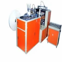 Paper Coldrinks Glass Making Machine