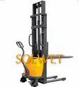 Semi Electric Forklift  2 Ton 3 Meter