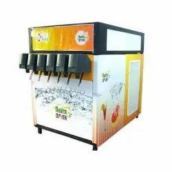Commercial Soda Fountain Dispenser