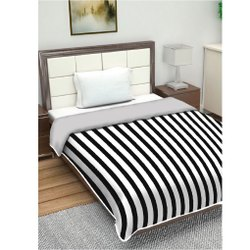 Stripe Cotton Dohar Blanket