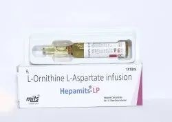 L Ornithine L Aspartate Injection
