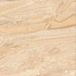 Digital Printing Brown Vitrified PGVT Floor Tiles, Thickness: 5-10 Mm, Usage Area: Bedroom