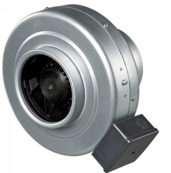 55 Hz Circular Inline Duct Fans, 230 V, 2800 Rpm