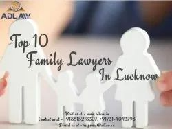 Top 10 Family Lawyers in Lucknow