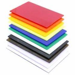 Plastic Colour Sheets