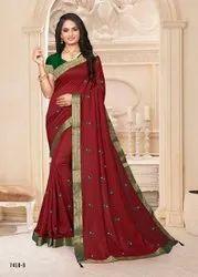 Ladies Fancy Silk Saree