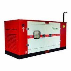 100 Kva Diesel Generator powered by Eicher