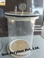 Nitrogen Vacuum Chamber