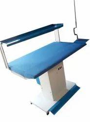 Blue Vacuum iron tables, Size: 138x80 Cm