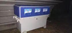 three phase servo stabilizer