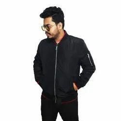 Black,Navy MJ-05 Men's Jacket