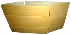 Brown Rectangular Die Cut Folding Corrugated Box, Weight Holding Capacity (Kg): 11 - 25 Kg, Size(LXWXH)(Inches): 60x40x30 Mm