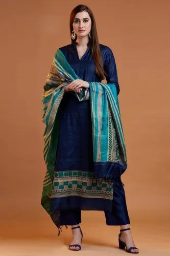 Tussar Silk Collection