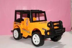 Plastic Jeep Toy, No. Of Wheel: 4 Wheel