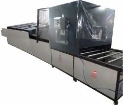 Auto Spray UV Coating and Curing Machine
