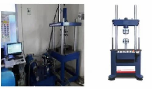 Dynamic Fatigue Testing Machine For Mechanical Research Labs