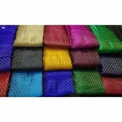 36 Inch Jacquard Silk Fabric