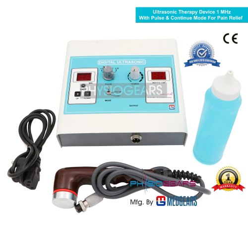 Physiogears Mini Ultrasound Therapy Machine