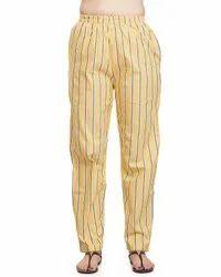 Aainu Collection Women Stylish Ladies Rayon Cotton Pyjama