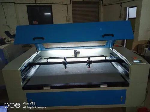 Double Head Laser Cutting Machine