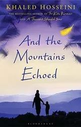 English And the Mountains Echoes Unknown Binding Book, Mr. Khaled Hosseini