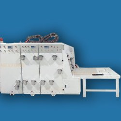 Chain Feed Single Colour Printer Slotter (1400 -  2200)