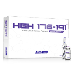 Meditech HGH Fragment 176-191, Packaging Type: Vial, Packaging Size: 2mgx10 Vials