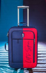 Cruiser Upright Trolley Bag