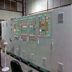 Control Panel For Industrial Automation