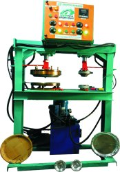 Hydraulic Plate Machine