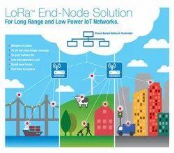 1 LORAWAN Network Server & IOT Dashboard, Network Speed: <2 Mbps, Industrial