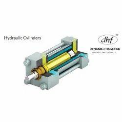 Hydraulic Cylinder And Pump