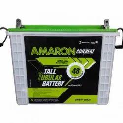 Amaron Inverter Batteries, 40AH to 200AH