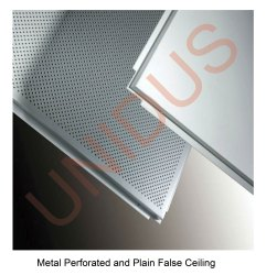 0.4MM Microlook Metal Perforated Ceiling Tiles