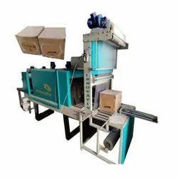 Carton Box Shrink Packing Machine