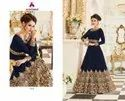 Ladies Embroidery Gown